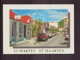 ANTILLES NEERLANDAISES SAINT MARTIN PHILIPSBURG FRONT STREET - Antille Neerlandesi