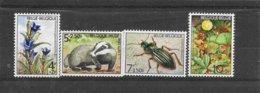 België 1974 Y&T Nr° 11738/41 (**) - Belgium