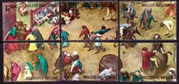 Belgique - Timbres De 1967 No 1437 / 1442 XX - Belgique