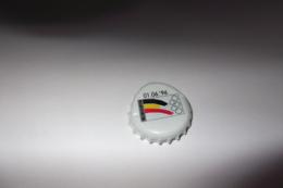 BEERCAPS BELGIUM/BIERDOPPEN BELGIË : MAES BELGIAN OLYMPIC TEAM 01.06.96 - Bier