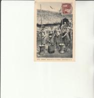 G 1 - Carte Postale Scéne De La Vie Indigène ANNAM - Exposition Coloniale De PARIS - Riz - NANCY - Variétés Et Curiosités