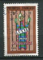 15639 POLYNESIE N°92° 20F Lutte Contre L'alcoolisme   1972  TB - Polinesia Francese