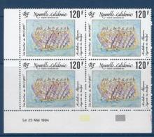 "Nle-Caledonie Coins Datés Aerien YT 313 (PA) "" Peintres Locaux "" Neuf** Du 25.05.1994 - Ongebruikt"
