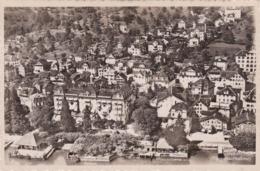Gersau, Totalansicht, Fliegeraufnahme  (5J) - SZ Schwyz