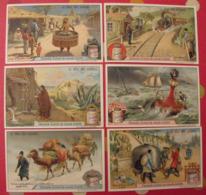 6 Chromo Liebig : Le Rôle Des Cloches. 1911. S 1014. Chromos. - Liebig