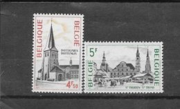 België 1975 Y&T Nr° 1772/73 (**) - Belgium