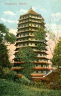 AK Hangchow Hangzhou Ca. 1920 (?) Pagoda - China