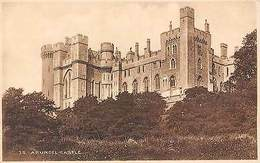 England (West Sussex) Arundel Castle - Angleterre