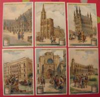 6 Chromo Liebig : Monuments Gothiques. 1912. S 1051. Chromos. - Liebig