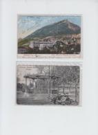 GIBRALTAR  - 2 CPA - 1907 - Gibraltar