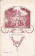 """""""COMEDIE FRANÇAISE"""" PROGRAMME OFFICIEL, ANNE OCLOBRE 1908. MONSIEUR ALPHONSE, LE JUE DE L'AMOUR ET DU HASARD -LILHU - Programmes"""
