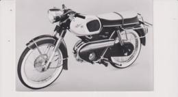 Florett +-16cm X 11cm  Moto MOTOCROSS MOTORCYCLE Douglas J Jackson Archive Of Motorcycles - Other