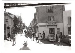 Photo Originale De 1963 , Devanture Boucherie à Préfailles , Gendarme , Animation - Luoghi
