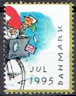 DENMARK # CHRISTMAS STAMPS FROM 1995 ** - Danemark