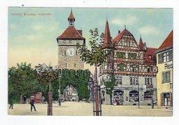 CPA - Allemagne - Konstanz - Schnetztor - Konstanz