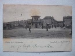 P143 AK Den Haag - Conradkade Met Reinekestraat - Circa 1900 - Den Haag ('s-Gravenhage)