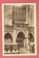 Abbaye ND De Scourmont - Forges-Chimay - Tribune Et Orgues - Nels - Chimay