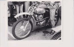 Rickman +-16cm X 12cm  Moto MOTOCROSS MOTORCYCLE Douglas J Jackson Archive Of Motorcycles - Other