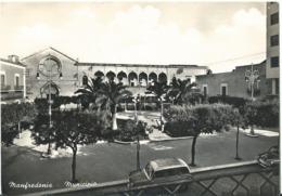 MANFREDONIA - Municipio - - Manfredonia