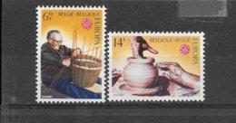België 1976 Y&T Nr° 1805/06 (**) - Belgium