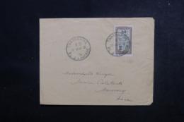MADAGASCAR - Enveloppe De Tananarive Pour Marovoay En 1934,  Affranchissement Plaisant - L 47345 - Madagaskar (1889-1960)