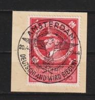 MiNr. 887 Briefstück  (0012) - Gebraucht