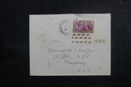 MADAGASCAR - Enveloppe De Tananarive Pour Marovoay En 1938,  Affranchissement Plaisant - L 47351 - Madagaskar (1889-1960)