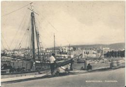 MANFREDONIA - PANORAMA - - Manfredonia