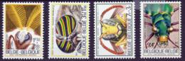 Belgique - Timbre De 1971 COB 1610 / 1613 - Belgium