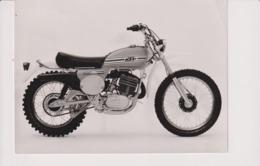 KTM 125GS +-18cm X 13cm  Moto MOTOCROSS MOTORCYCLE Douglas J Jackson Archive Of Motorcycles - Other