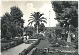 MANFREDONIA - Giardini Pubblici - - Manfredonia