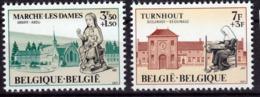 Belgique - Timbre De 1971 COB 1571 XX - Belgium