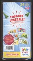 Ticket à Gratter RARE - LOTERIE NATIONALE Belge - SPECIMEN 590 SHARE & PLAY Encore Emballé - Billets De Loterie