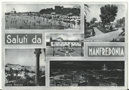 SALUTI Da MANFREDONIA - - Manfredonia