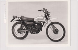 "Itlajet ""The Coyote""  +-18cm X 13cm  Moto MOTOCROSS MOTORCYCLE Douglas J Jackson Archive Of Motorcycles - Other"