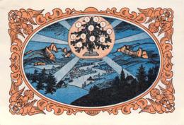 Notgeld  Satz 6 Werte Stadt Kahla (Wehnachtsserie).UNC (I) - [11] Emissions Locales
