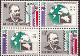 Belgique - Timbres De 1973 En Bloc COB 1687 XX - Belgium