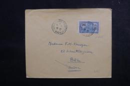 MADAGASCAR - Enveloppe De Tananarive Pour La Suisse En 1929,  Affranchissement Plaisant - L 47361 - Madagaskar (1889-1960)