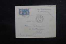 MADAGASCAR - Enveloppe De Tananarive Pour La Suisse En 1928,  Affranchissement Plaisant - L 47362 - Madagaskar (1889-1960)
