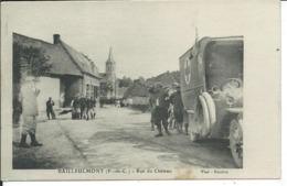 Bailleulmont-Rue Du Chateau - France