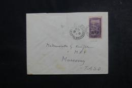 MADAGASCAR - Enveloppe De Tananarive Pour Marovoay En 1938,  Affranchissement Plaisant - L 47364 - Madagaskar (1889-1960)