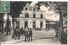 LA GARE - Montgeron