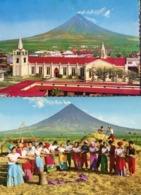 PHILIPPINES - LOT De 2 CARTES POSTALES - - Filippine
