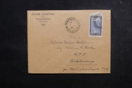 MADAGASCAR - Enveloppe De Tananarive Pour Ambatomanga En 1930,  Affranchissement Plaisant - L 47367 - Brieven En Documenten