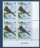 "Nle-Caledonie Coins Datés YT 979 "" Oiseaux "" Neuf** Du 23.05.2006 - New Caledonia"