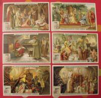 6 Chromo Liebig : Saint Luois Roi De France. 1912. S 1061. Chromos. - Liebig