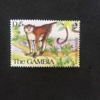 GAMBIA. MONKEY. MNH. 5R1401A - Chimpanzees