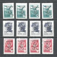 Russia Kokshetau Kazakhstan Local Mint Stamps MNH (**) 1994 Space - Kazakhstan