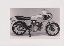 Ducati 900 Super Sport  +-23cm X 14cm  Moto MOTOCROSS MOTORCYCLE Douglas J Jackson Archive Of Motorcycles - Other
