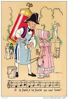 CP - JACK - Barré Et Dayez - Barday - Le Marchand De Coco - 1488K - Illustrators & Photographers